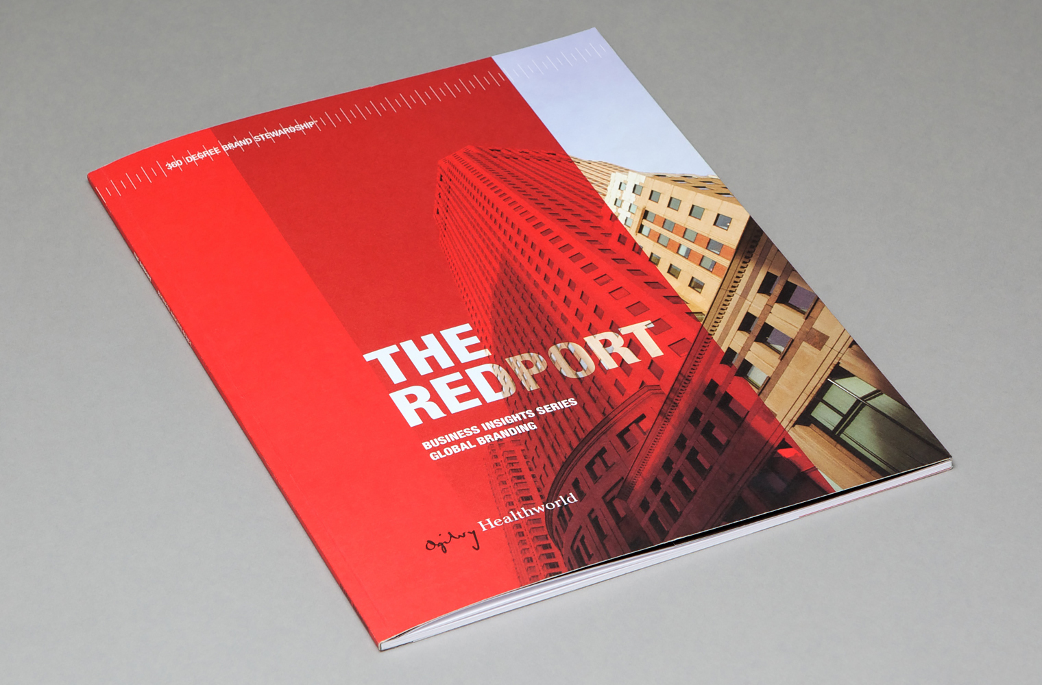 The Redport Front Cover