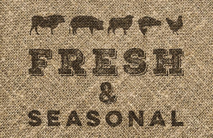 Branding on packaging