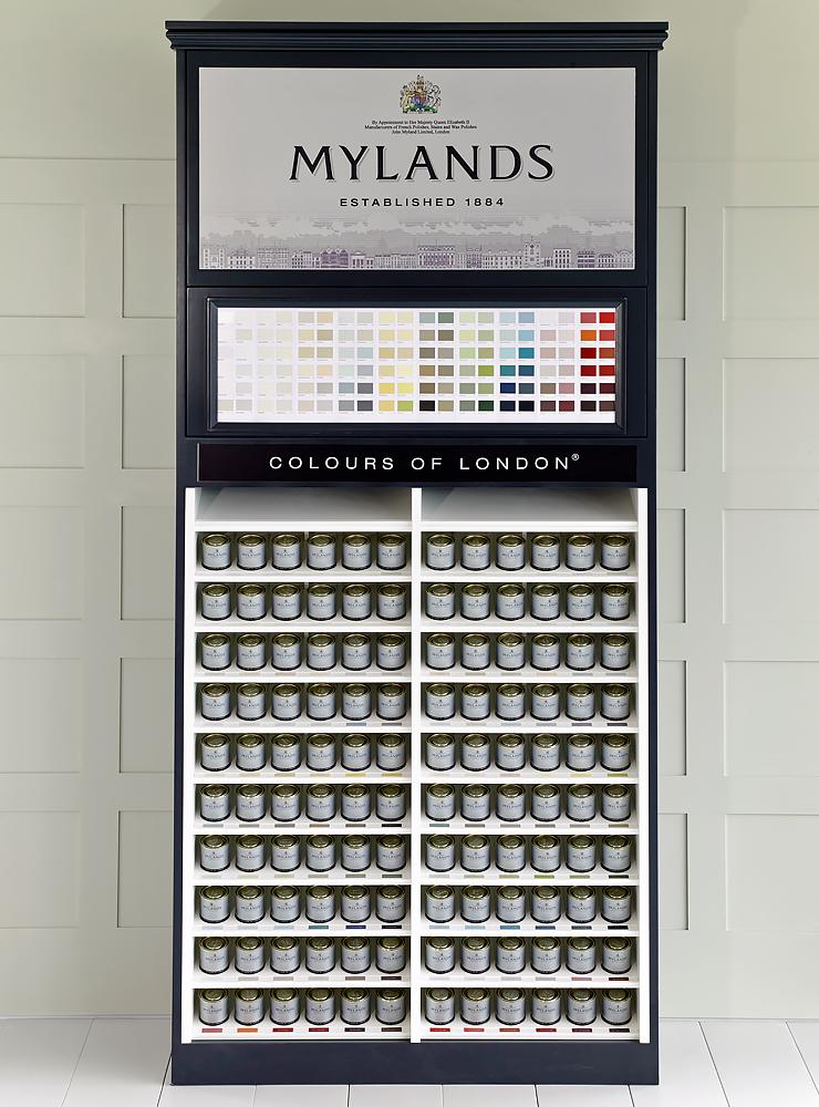 Mylands Paint range
