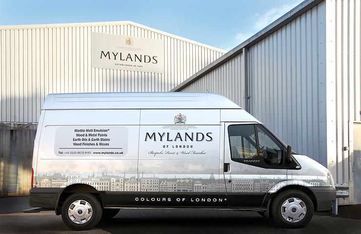 Mylands Van