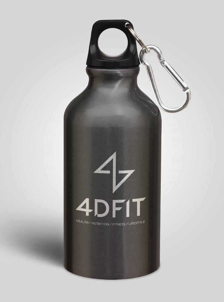 4D Fit Water bottles